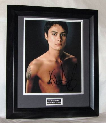 "A197KG KIOWA GORDON - ""TWILIGHT"" SIGNED"